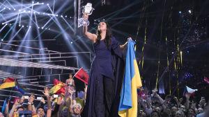 Euroviisujen 2016 voittaja Jamala