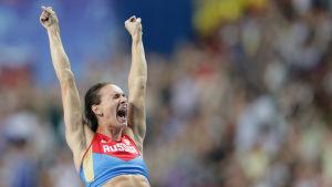 Jelena Isinbajeva, VM 2013.