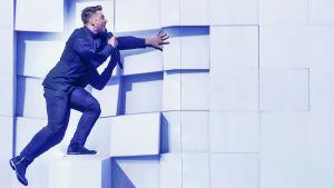 Sergej Lazarev representerar Ryssland i Eurovisionen 2016.