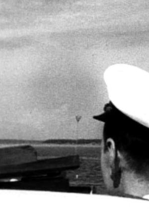 Lotsen Rudolf Gustafsson från Pellinge år 1960.
