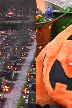 Alla helgons dag vs halloween