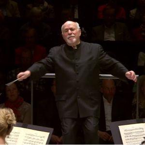 David Zinman johtaa Radion sinfoniaorkesteria