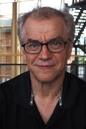 Kapellimestari Osmo Vänskä Lahden Sibelius-talossa elokuussa 2015.