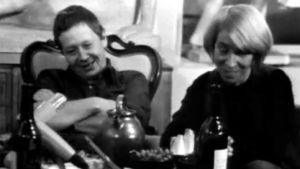 Lasse Pöysti och Tove Jansson, Yle 1970