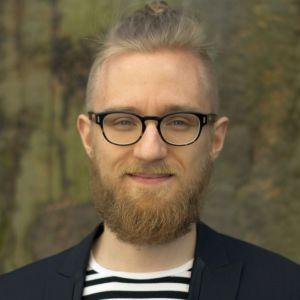 Musiikkitoimittaja Tatu Tamminen