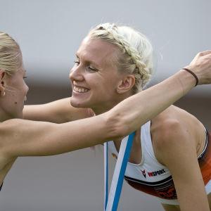 Sandra Eriksson, Kalevaspelen 2016.