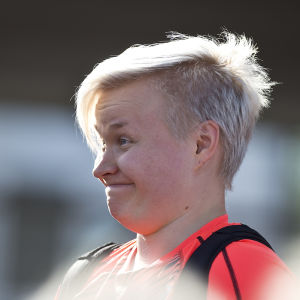 Oona Sormunen, Kalevaspelen 2016.