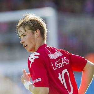 Fredrik Lassas, HIFK.