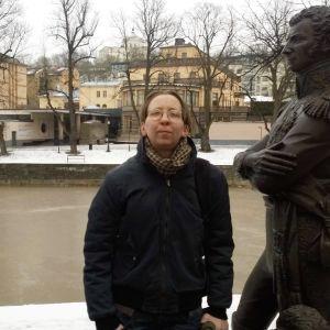 Mari Lindman filosoferar om arbete