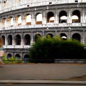 Colosseum är en av de vanligaste sevärdheterna i Rom och absolut värt ett besök.