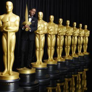 Chris Rock är värd för Oscarsgalan 2016