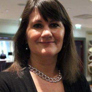 Christel Berghäll- Högström, marknadsdirektör för Norden och ledarskapscoach vid Center for Creative Leadership 2.3.2016