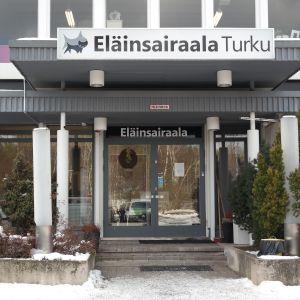 Djursjukhuset i Åbo