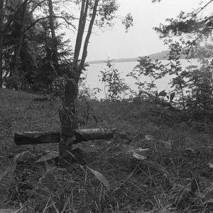 Mordplatsen 1970.
