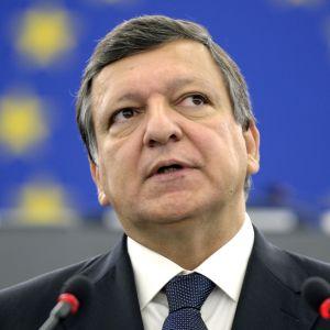 Jose Manuel Durao Barroso i Strasbourg september 2010