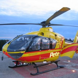 Räddningshelikoptern Pete