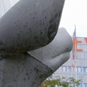 Eviran toimitilat Helsingin Viikissä.