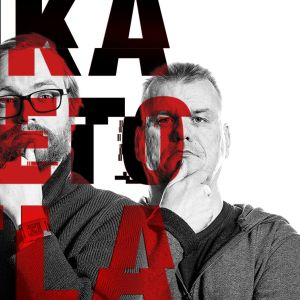 Vikasietotila-podcastin tekijät ja logo