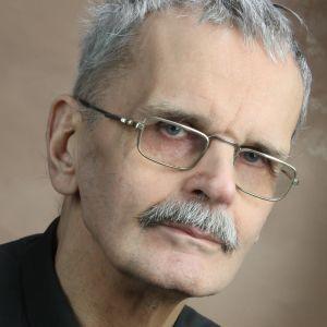 Kirjailija Gösta Ågren