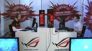 Vuonna 2011 Assembly-festivaaleilla kilpailtiin muun muassa Starcraft II -pelissä.