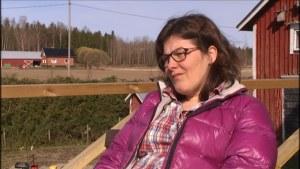 Kristina Svels, doktorand vid enheten för landsbygdsforskning vid Åbo Akademi
