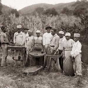 Brasiliaa on kutsuttu nukkuvaksi jättiläiseksi. Dokumentti avaa maan historiaa kahden sukutarinan kautta.