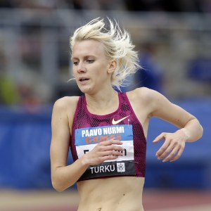 Sandra Eriksson, Paavo Nurmi Games 2014.