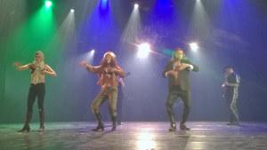 tanssiteatteri Tsuumi lavalla
