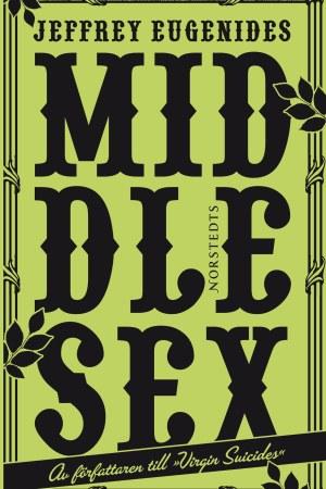 Romanen Middlesex av Jeffrey Eugenides