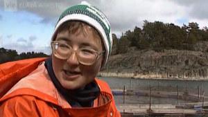 Maria Sjöberg dokumentissa Marian saari (1996)
