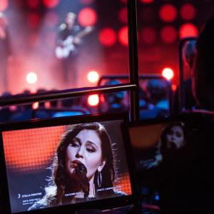 Stella Christine Uuden Musiikin Kilpailussa Karsinta 1:ssä.