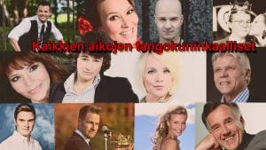 Kaikkien aikojen tangokuninkaalliset kertovat