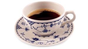 Kahvia kupillinen