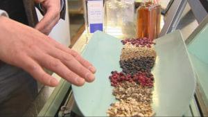 råvarorna i helsinki dry gin