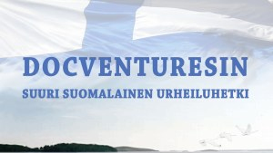 Suuri suomalainen urheiluhetki