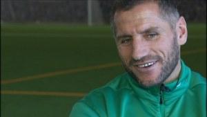 Honkas nya tränare Shefki Kuqi.
