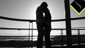 Pariskunta halaa