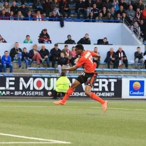 FC Lorient spelar på konstgräs
