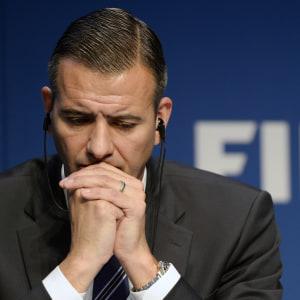 Fifas sparkade generalsekreterare Markus Kattner.