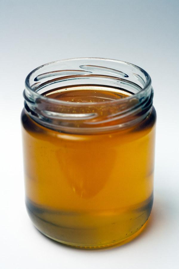 purkki hunajaa