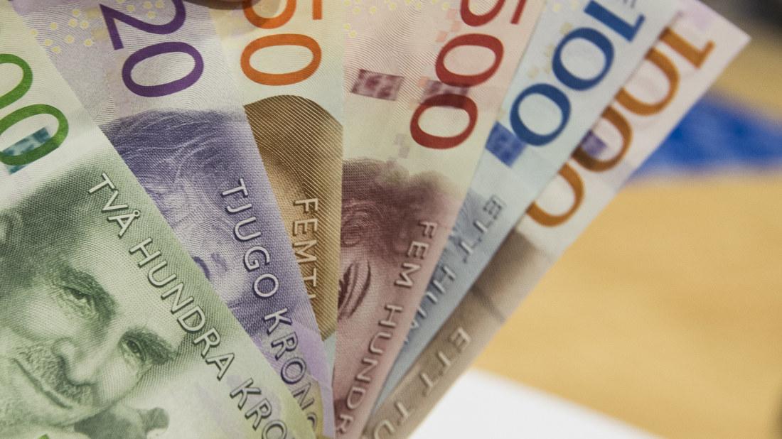 Kronor till euro forex