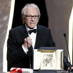 Ken Loach i Cannes