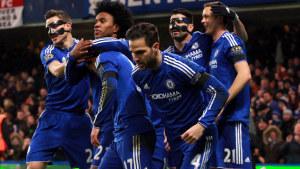 Chelsea gjorde processen kort med Newcastle.
