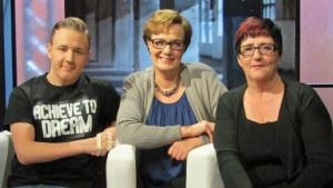 Niko Mäkelä, Hilla Blomberg, Eija Ranta
