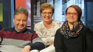 Timo Akkala, Hilla Blomberg, Sari Männikkö