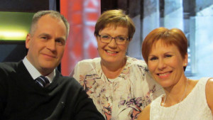 Lars Hagqvist, Hilla Blomberg, Anne Pietilä