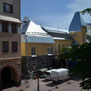 Kronohagens lågstadieskola renoveras