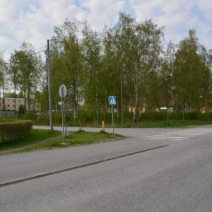 Vårdhem planeras vid korsningen Baggholmsvägen och Gärdesvägen