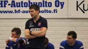 Dickens tränare Björn Monnberg.