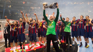 FC Barcelona vann Champions League 2014-2015.